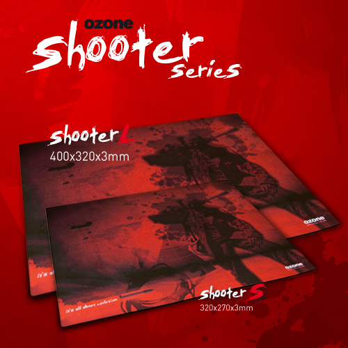 OZONE Shooter S / L1