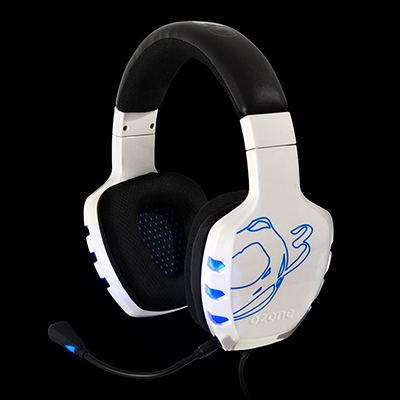 OZONE RAGE 7HX White Edition