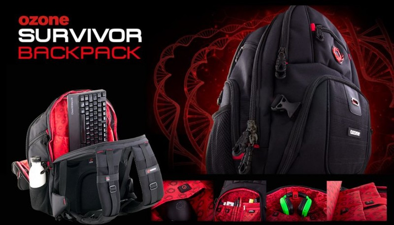 Ozone SURVIVOR Backpack