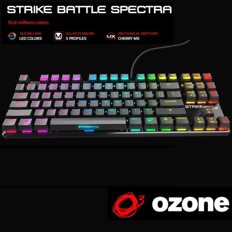 OZONE STRIKE BATTLE SPECTRA